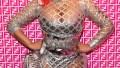 Nicki Minaj BF Kenneth Petty Arrive Fendi X Nicki Minaj Party