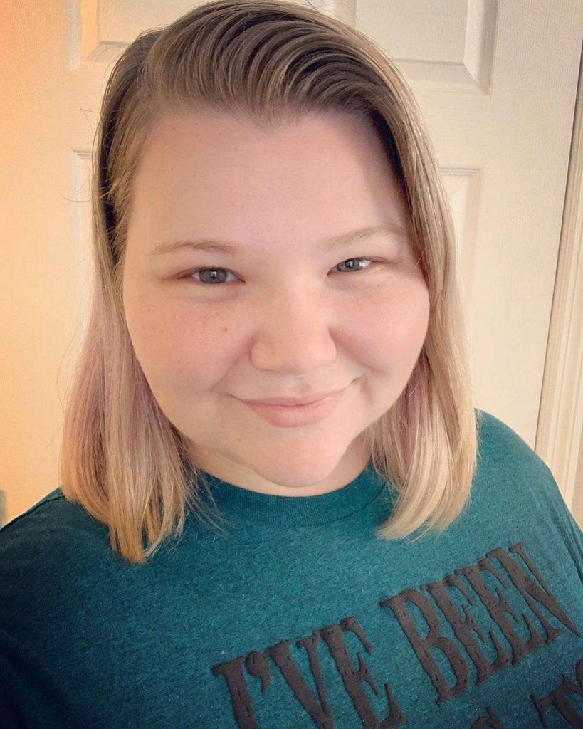 Nicole Nafziger Instagram Selfie