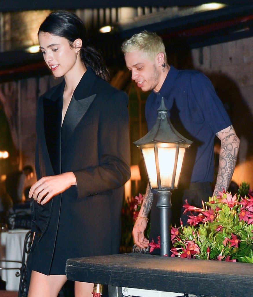 Pete Davidson and Margaret Qualley Split After 2 Months of Dating: 'They Remain Friends'