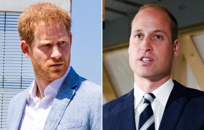 Prince Harry Confirms Feud Brother Prince William
