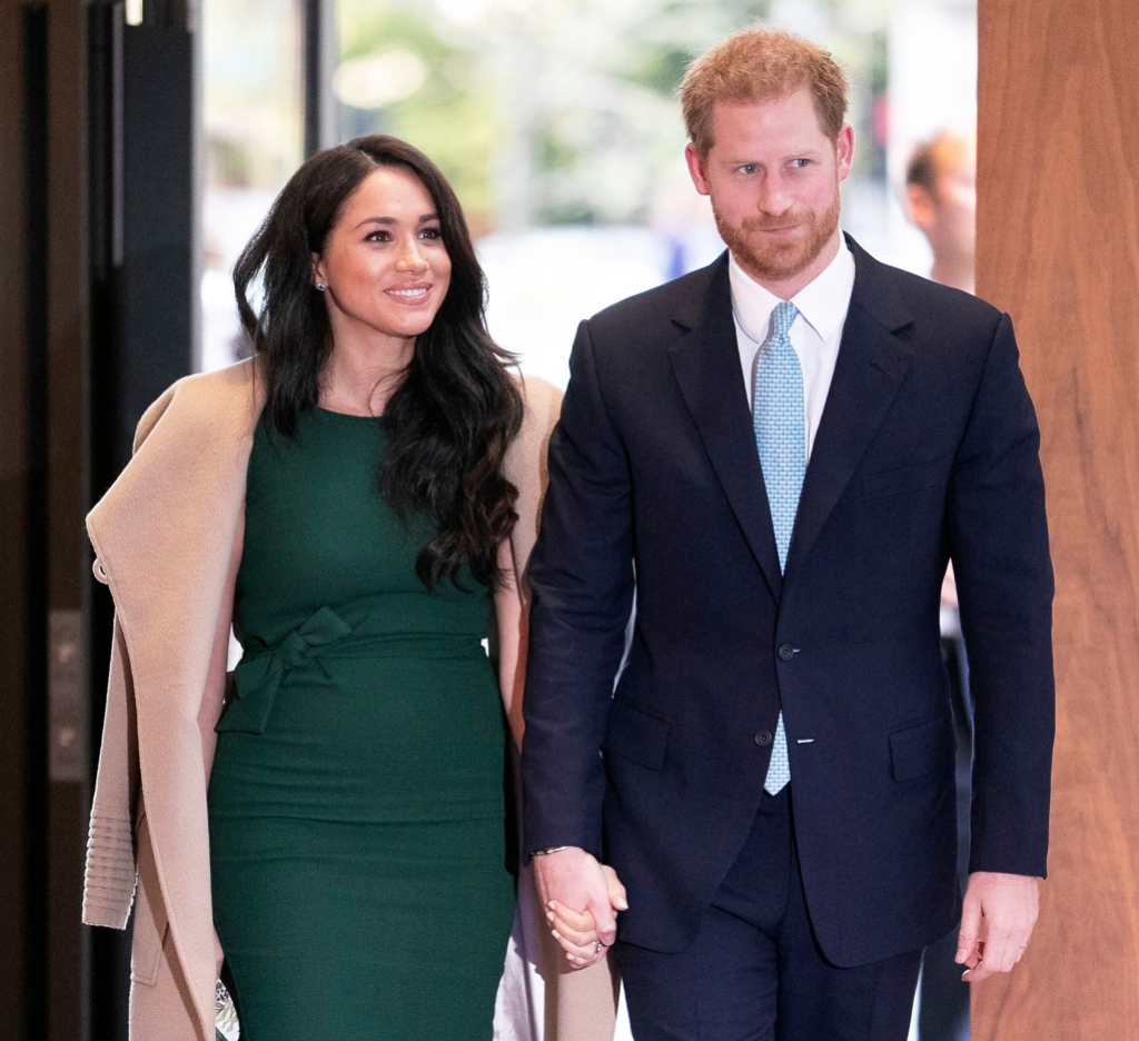 Prince Harry Duchess Meghan Will Make Own Rule Princess Diana Former Assistant