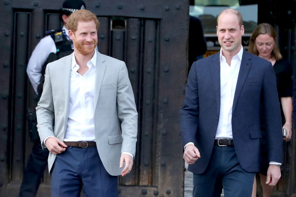 Prince William Hopes Brother Harry Will 'Open Up to Him About His Current Struggles' Despite Their Differences