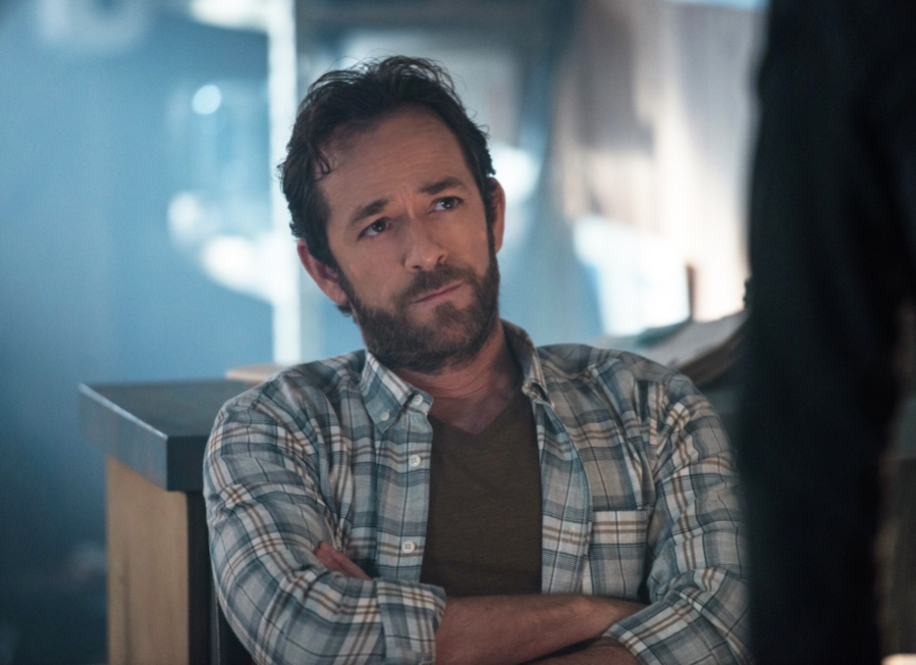 Riverdale Cast Describes Filming Death Luke Perry Character