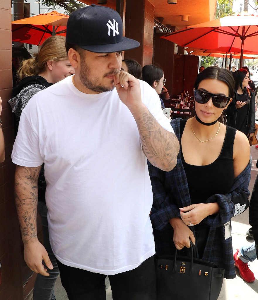 Kim Kardashian 'Fully Supports' Brother Rob's Weight Loss Journey: 'It's Still an Uphill Battle'