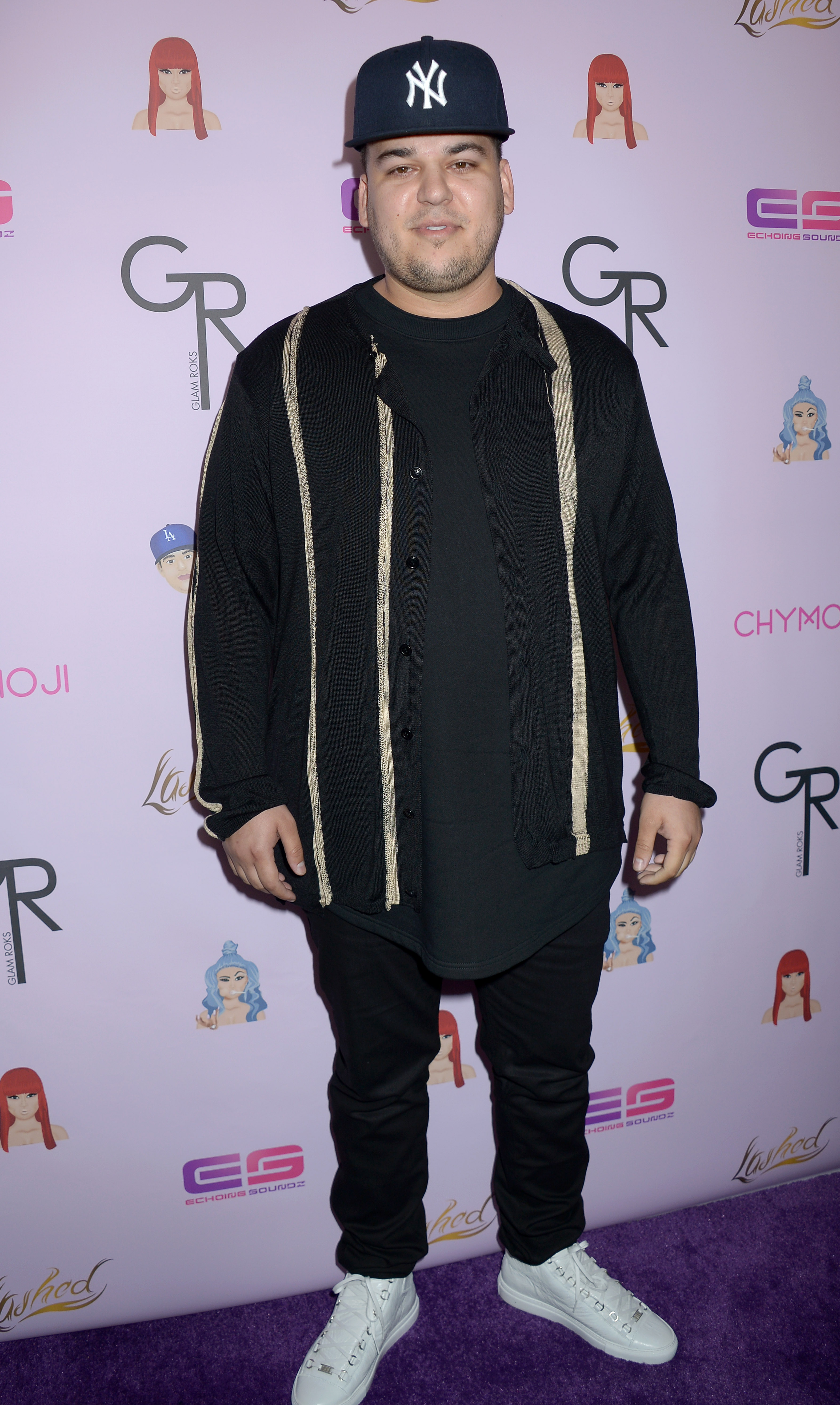 Rob Kardashian Hasn't Been Spotted in Public in Over 800 Days: 'No One Ever Sees Him'