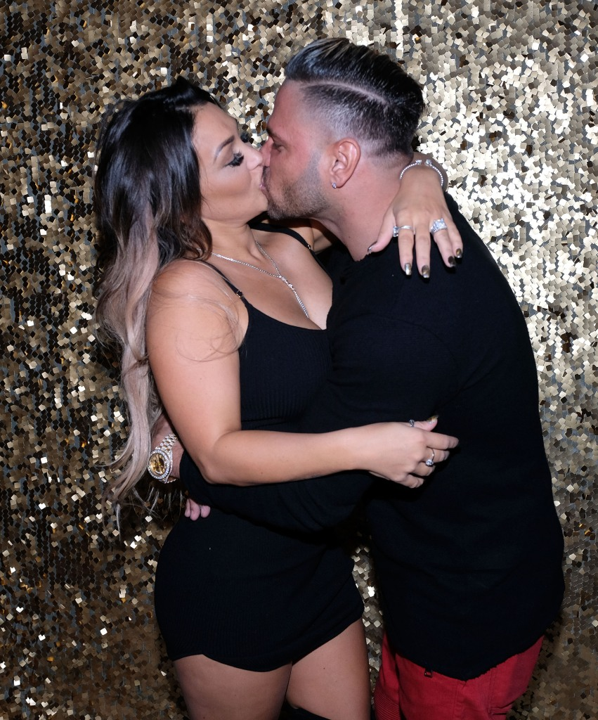 Ronnie Ortiz-Magro and Jen Harley Kiss Before His Arrest and Kidnapping Charge