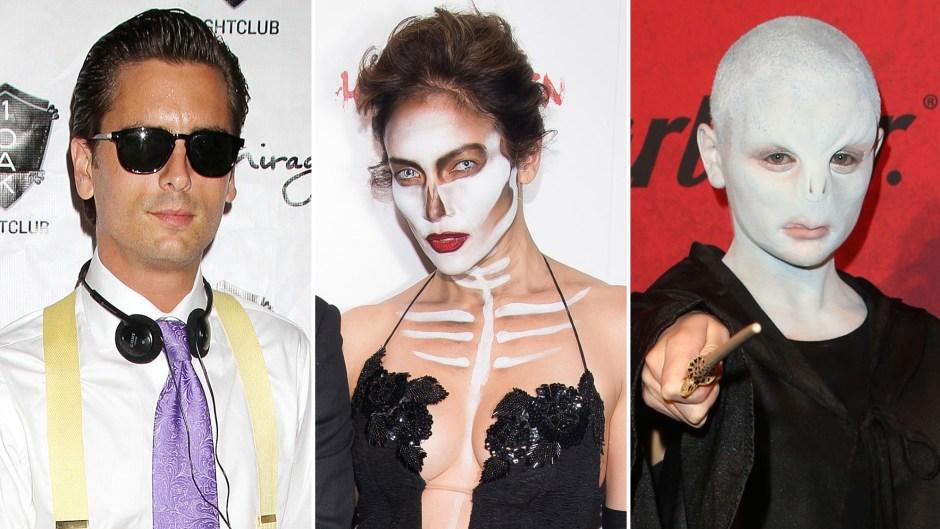 Celeb Halloween Costumes