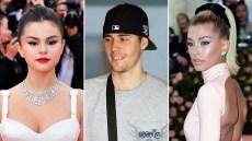 est Justin b Dating Selena Gomez