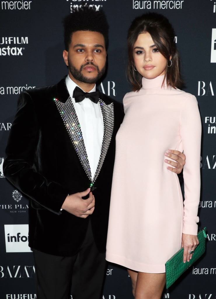 Selena Gomez Fling The Weeknd Short Lived Not Deep Enough to Inspire Her New Song