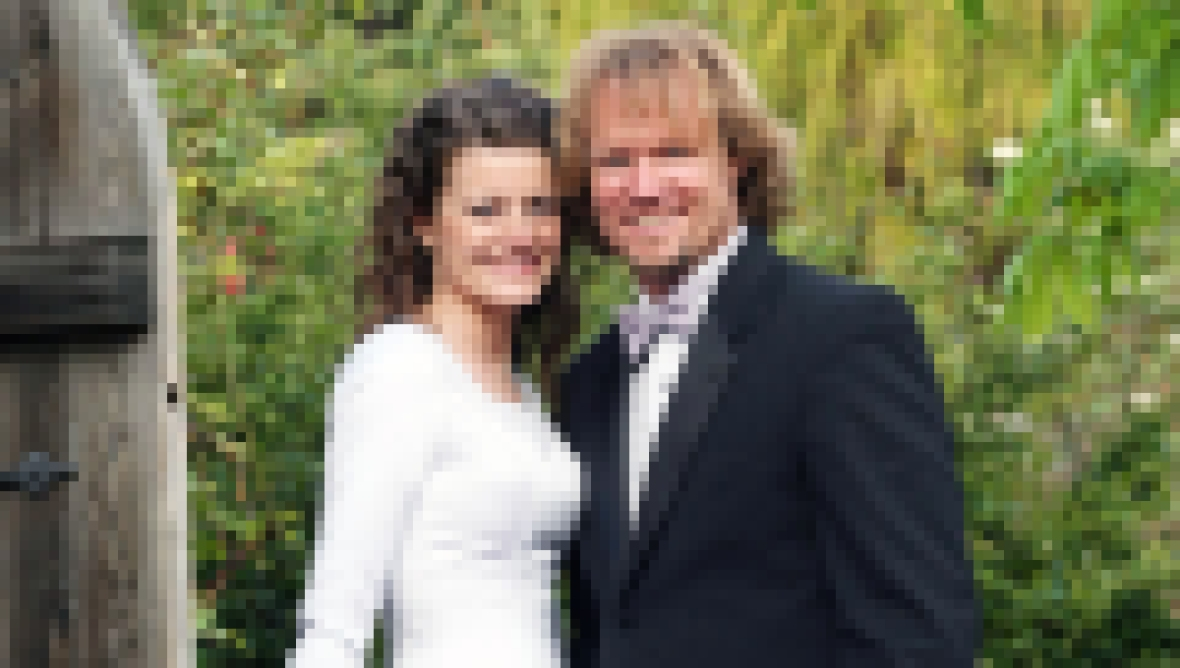 Sister Wives Robyn Kody Brown
