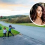 Snooki's Kids Playing Outside; Snooki Mirror Selfie