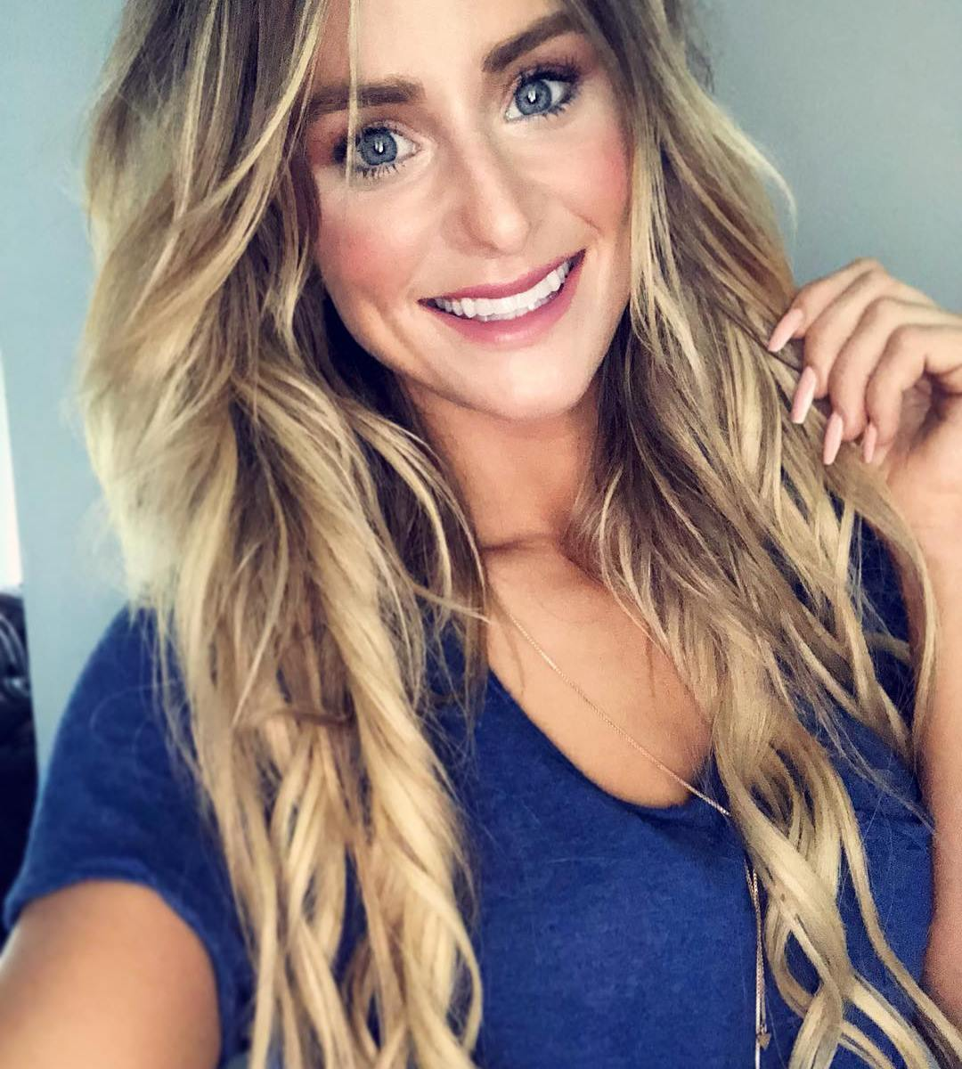 'Teen Mom 2' Star Leah Messer Responds to Photoshop Accusations: 'Rude!'
