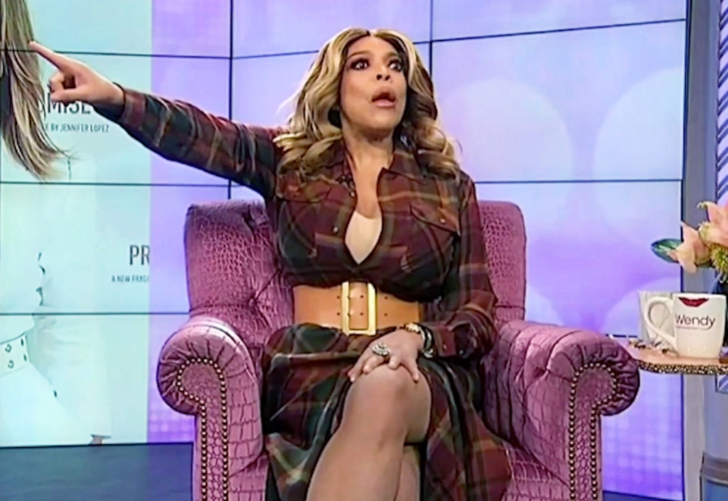 Wendy Williams Goes Off on Audience Member Whose Phone Rang During the Show: 'Get Out!'