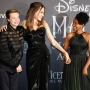 Angelina Jolie Had a Blast with Shiloh and Sahara at 'Maleficent: Mistress of Evil' Premiere in Rome