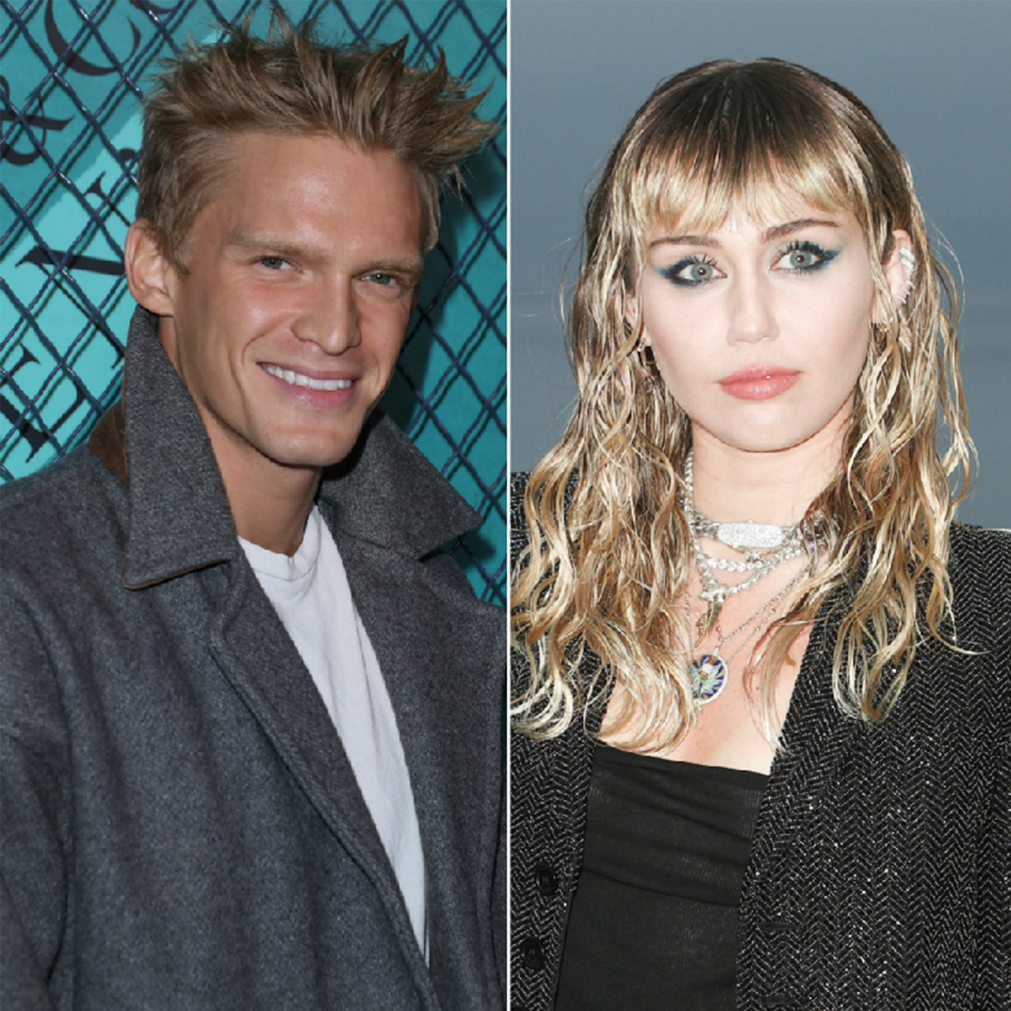 Cody Simpson Confirms Miley Cyrus Relationship I M Very Happy