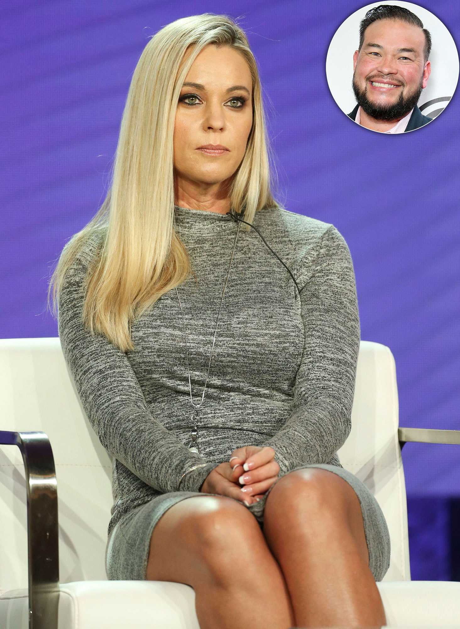 Kate Gosselin Worries Jon Is 'Pushing for' His Own Show — 'Hannah and Collin Might Start Talking'