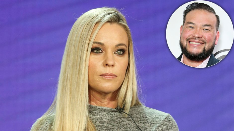 Kate Gosselin Thinks Jon's 'Pushing for' His Own Show and Worries 'Hannah and Collin Might Start Talking'