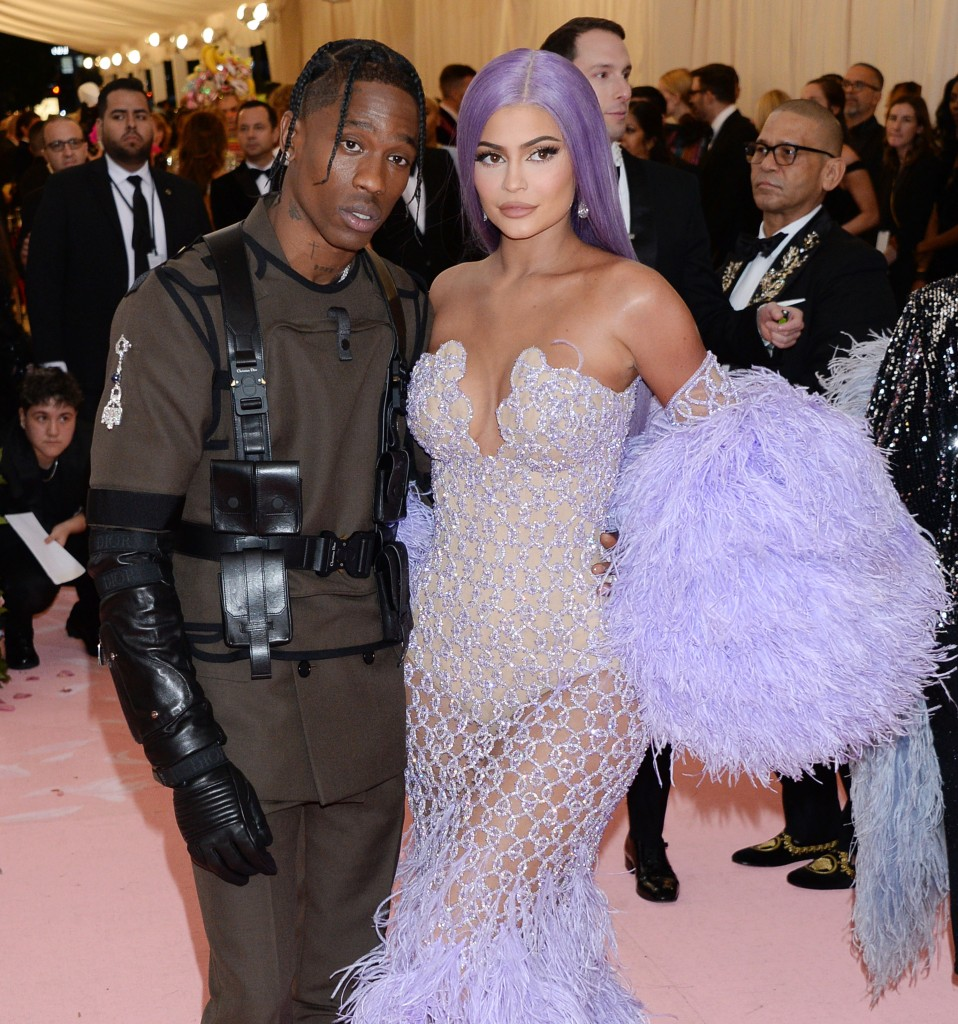 Travis Scott and Kylie Jenner Met Gala New Song Highest in the Room About Relationship