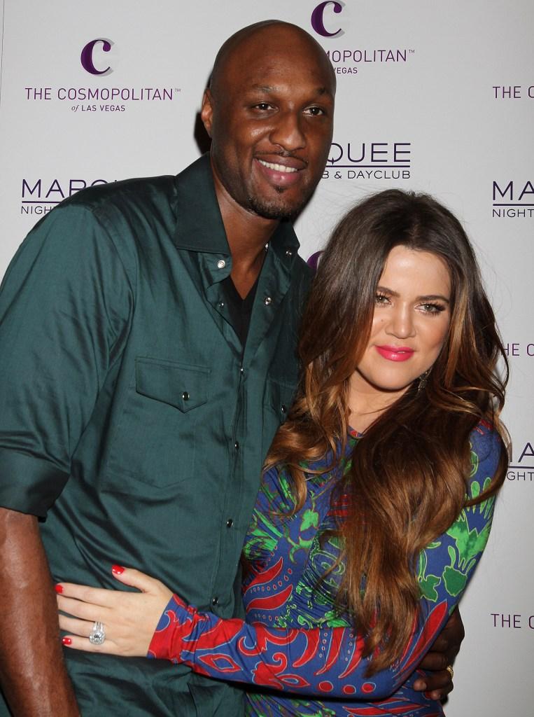 Khloe Kardashian and Lamar Odom Relationship Divorce Rekindling Their Friendship
