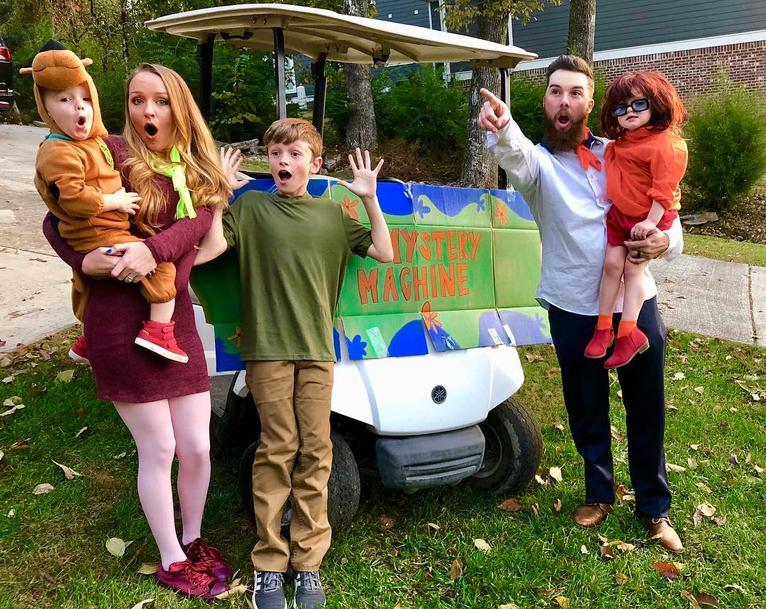 'Teen Mom' Stars and Their Kids Get Into the Halloween Spirit — See the Cute Pics!
