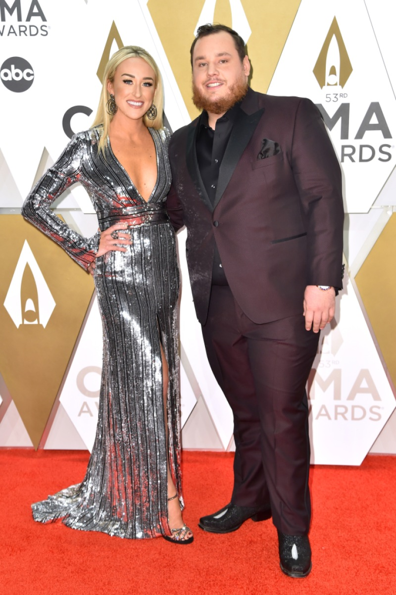 53rd Annual CMA Awards, Arrivals, Bridgestone Arena, Nashville, USA - 13 Nov 2019