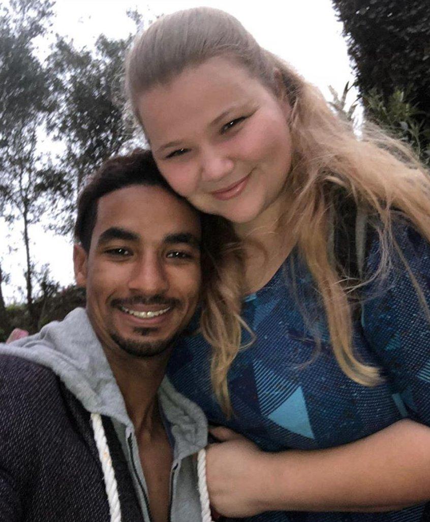 90 Day Fiance Nicole Slams Strained Relationship Rumors With Azan