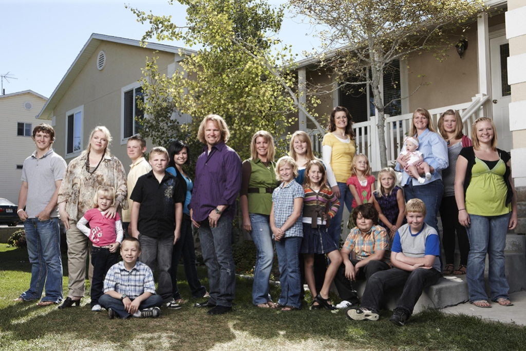 The Browns Are Back! A New Season of 'Sister Wives' Will Officially Air in 2020