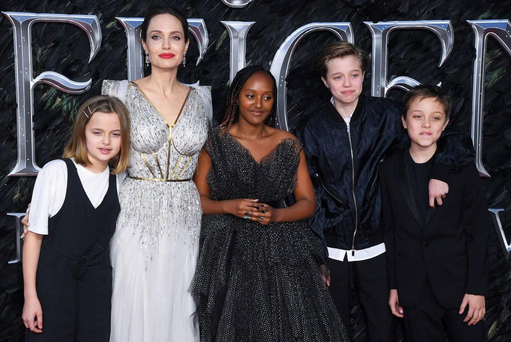 Angelina Jolie Live Abroad After Kids Turn 18