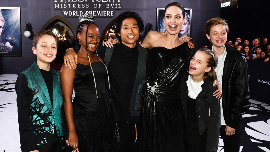 Angelina Jolie Wants Africa Family New Home Base