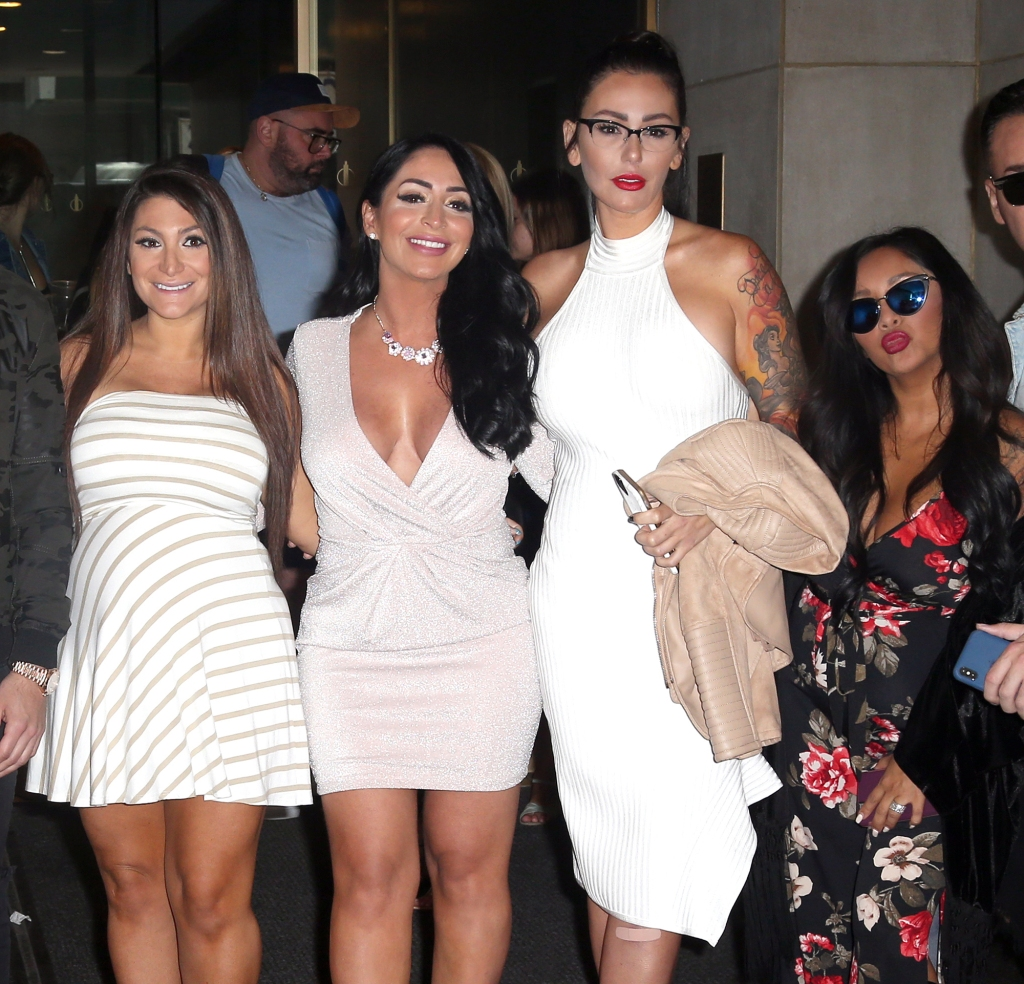 Angelina Pivarnick Is Pissed at Her Costars After Their Wedding Speeches