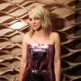 Anna Faris Smiling at an Event