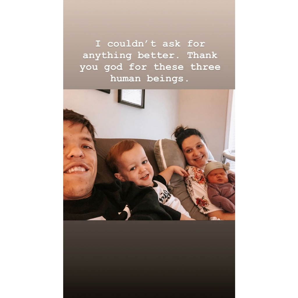 Caryn Chandler Amy Roloff Came Together to Meet Baby Lilah