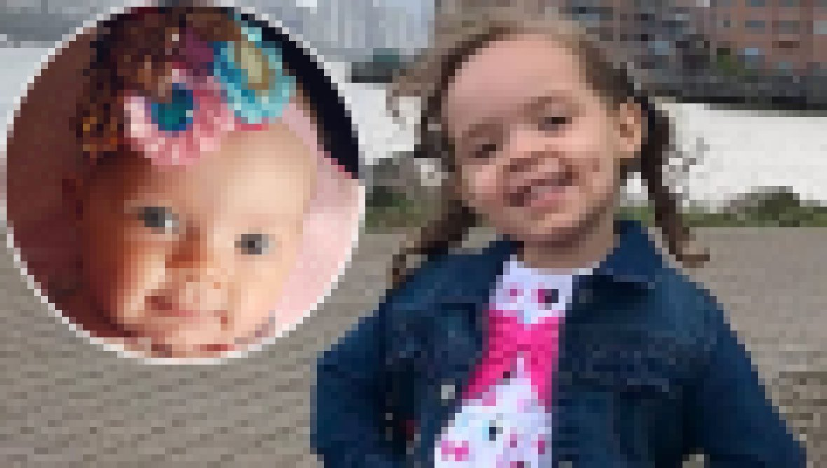 From Baby to Age 4 See Baby Chanel Nicole Transformation Over the Years