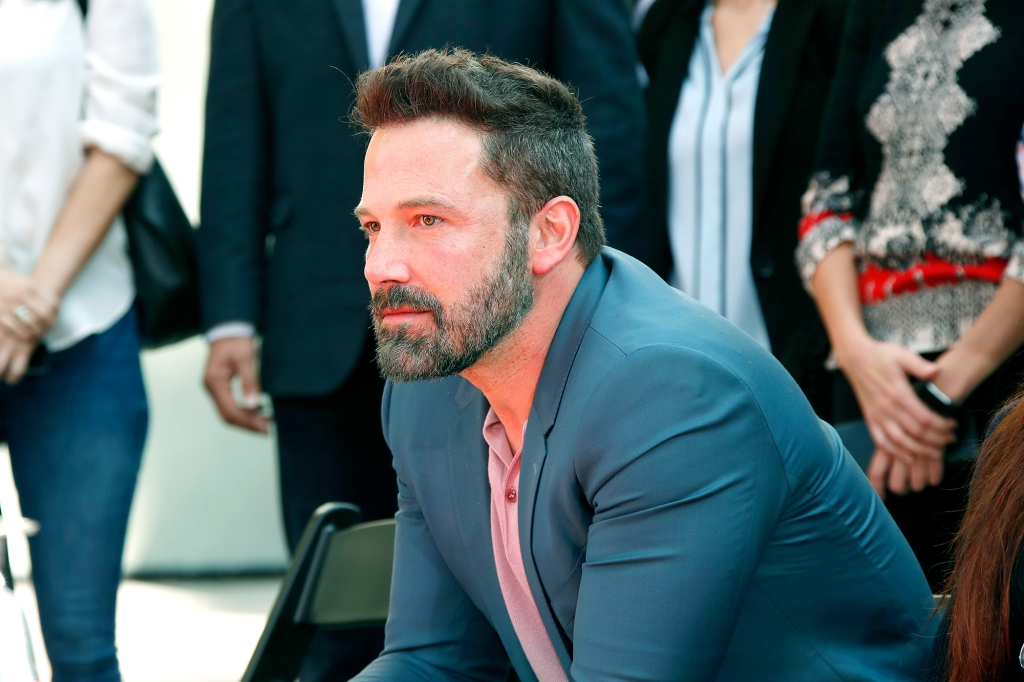 Ben Affleck Plays an Alcoholic in 'The Way Back'