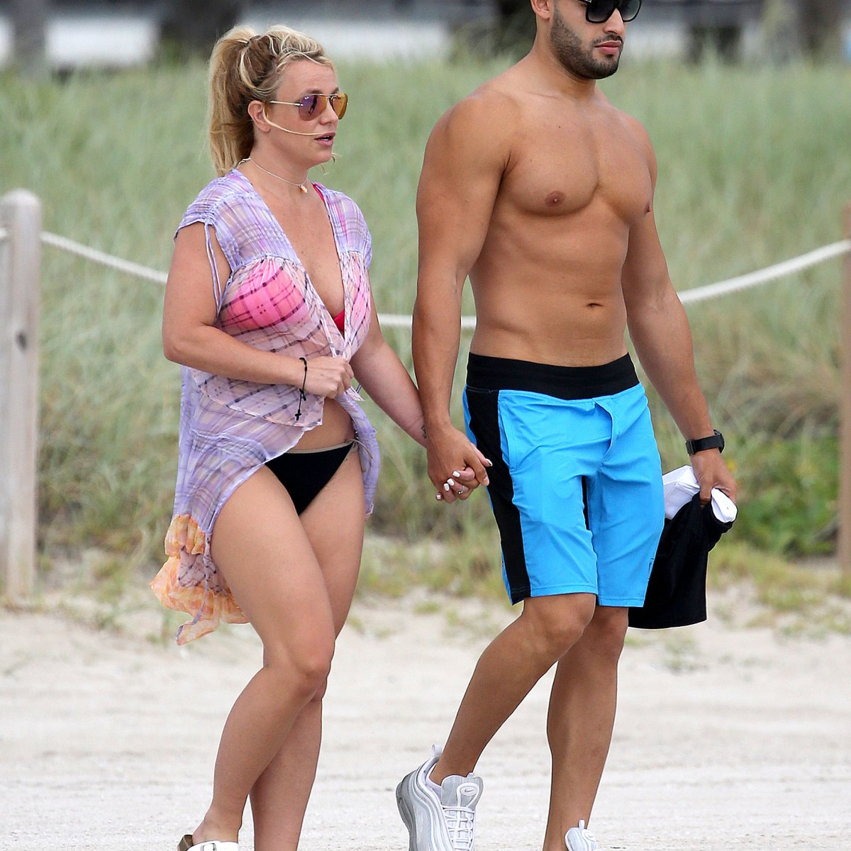 How Long Have Britney Spears And Sam Asghari Been Dating
