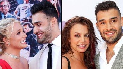 Britney Spears Relationship Timeline With Boyfriend Sam Asghari