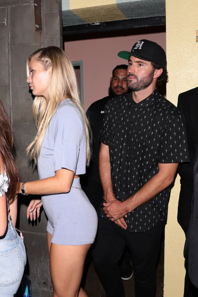 Brody Jenner and Josie Canseco Spotted Kissing Following Split: 'They Were All Over Each Other'