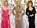 CMAs 2019 Red Carpet, Miranda Lambert, Carrie Underwood, Reba McEntire
