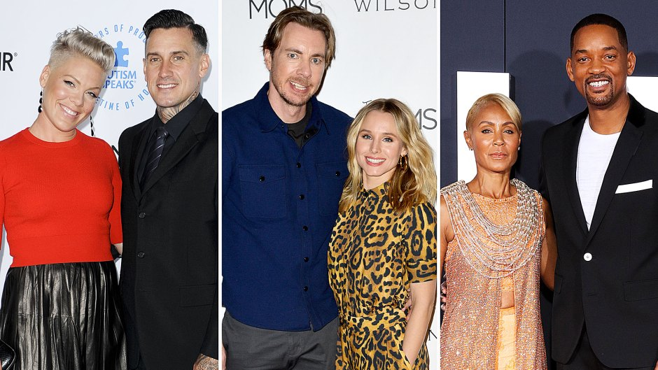 Celebrity Duos Admit Going to Couples Therapy