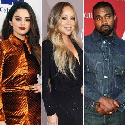 Selena Gomez Mariah Kanye West Carey Celebs With the Most Outrageous Demands in Hollywood