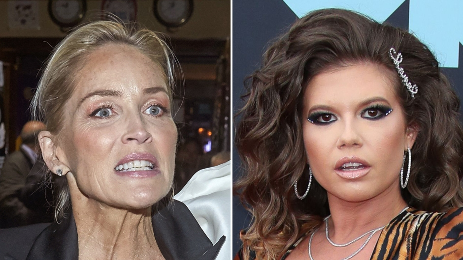 Chanel West Coast Sued for Using Sharon Stone's Name in Song