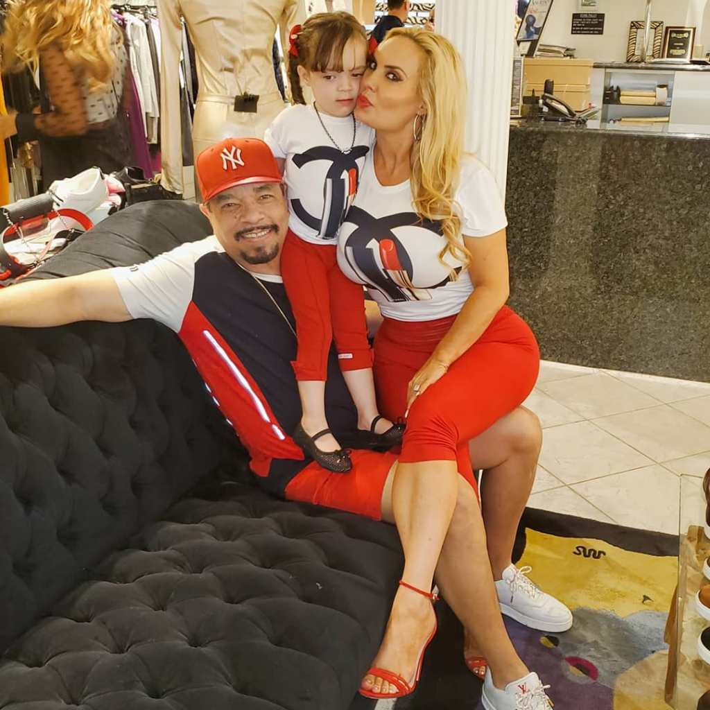 Coco Austin Wishes Normal Birthday Party Chanel