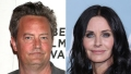 Courteney Cox Reunites With Matthew Perry After Concerning Photos
