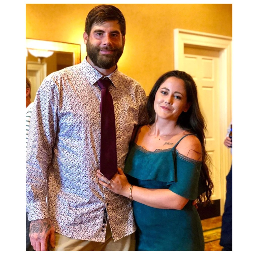David Eason Claims Jenelle Evans Doesn't Have a Bond With Her Kids