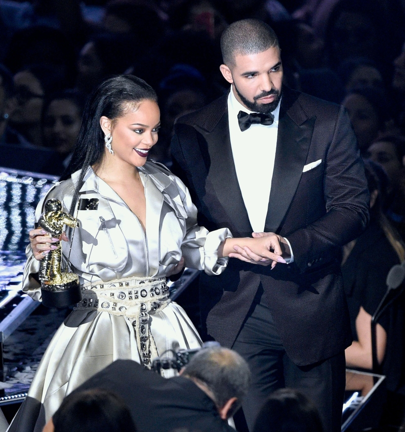 2018 dating is who rihanna The Real