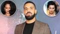 Drake Dated Rihanna Bella Hadid