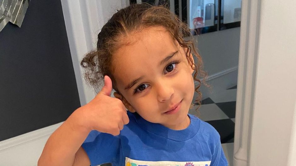 InTouch Gallery Update: Dream Kardashian Is Stealing Hearts With Her Stunning Smile —See Photos of Her Growing Up