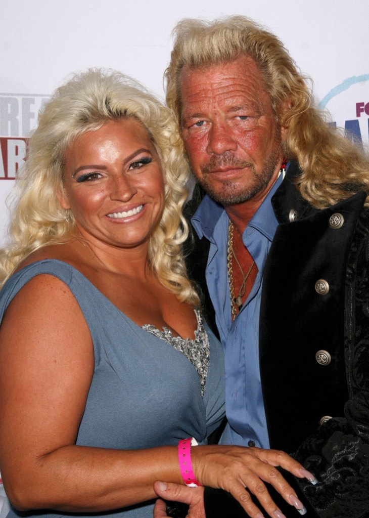 Duane Chapman Vows Stop Smoking Cigarettes After Beth Death