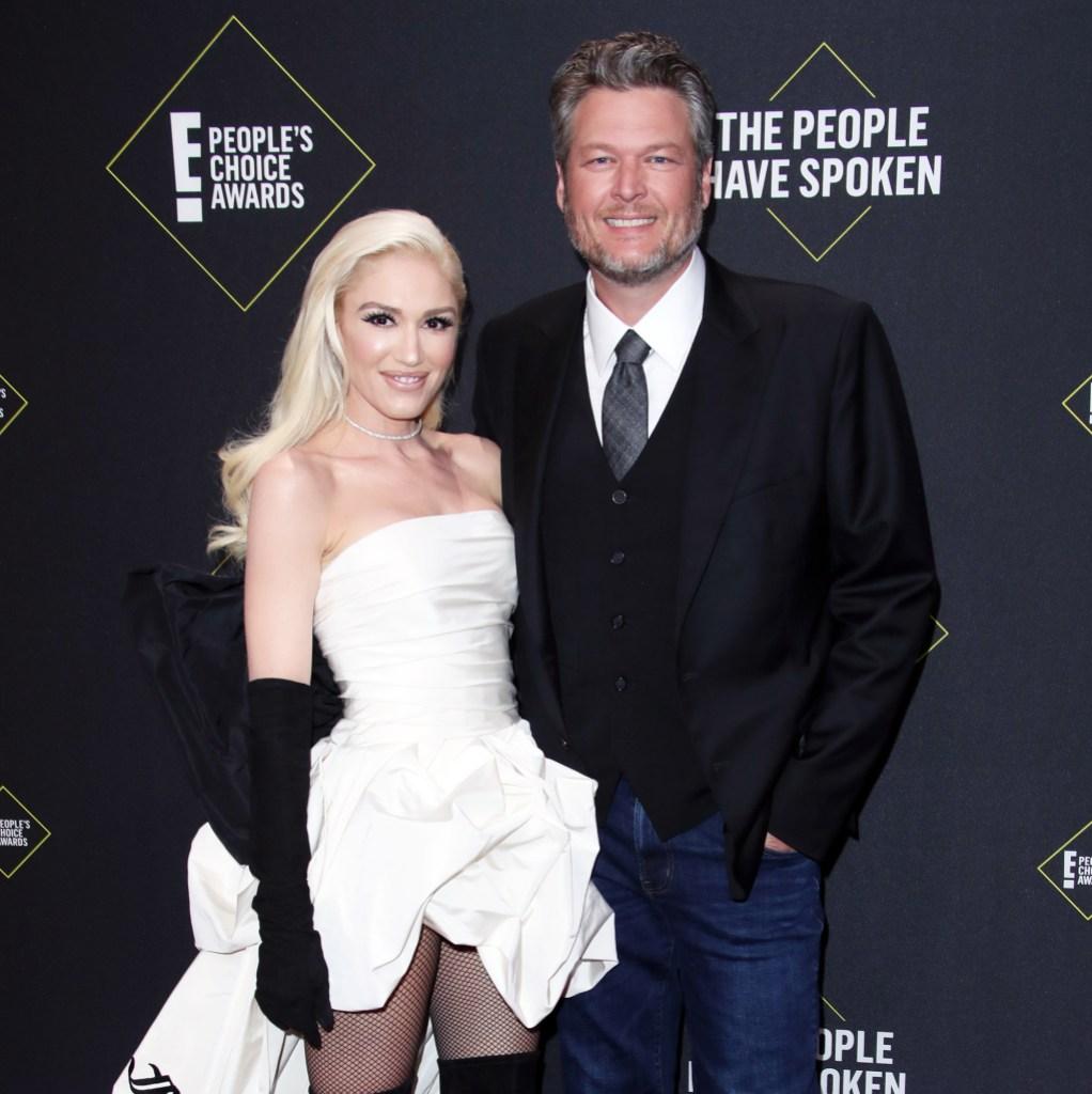 Gwen Stefani Reveals Hilarious New Couples Name Blake Shelton