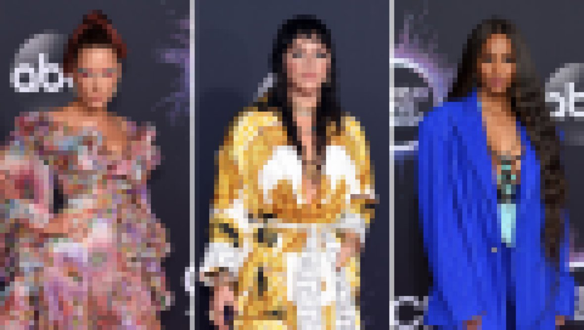 Halsey Kesha Ciara AMAs 2019